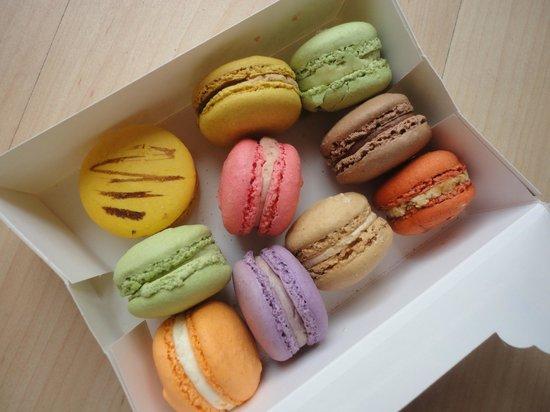 La Parisienne: yum