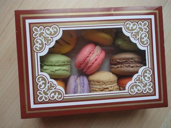 La Parisienne: yum yum