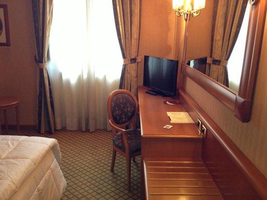 Concord Hotel: Scorcio della camera