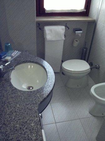Concord Hotel: Scorcio del bagno