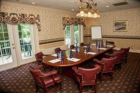 Somerset Hills Hotel: Board Meetings