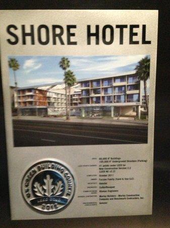 Shore Hotel : shore ecology