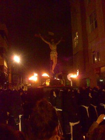 Paseo de Almeria: Semana Santa en Almeria