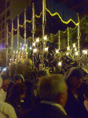 Paseo de Almeria : Semana Santa en Almeria...procesiones por sus calles