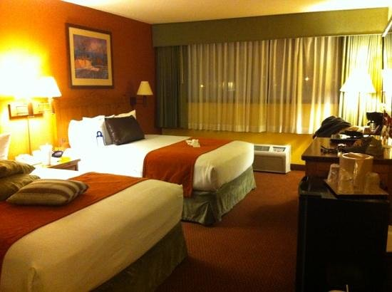 BEST WESTERN PLUS Rio Grande Inn: double room
