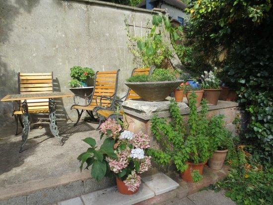 Beverleigh B&B: Detail im Garten