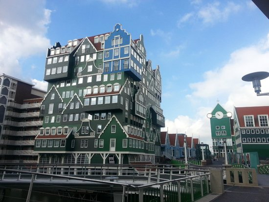 Our Double Room Picture Of Inntel Hotels Amsterdam