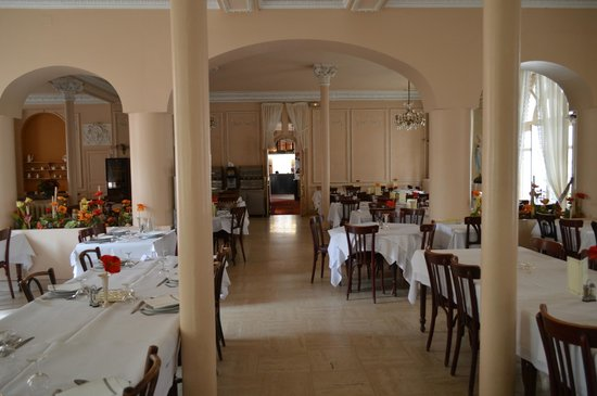 Hotel Metropole: Back to the dining room again. ( And why not?).