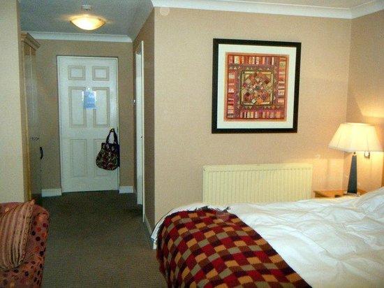 Honiley Court Hotel: Bedroom