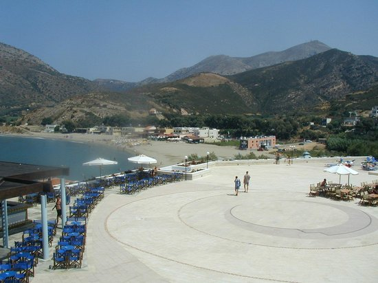 Fodele Beach & Water Park Holiday Resort: place