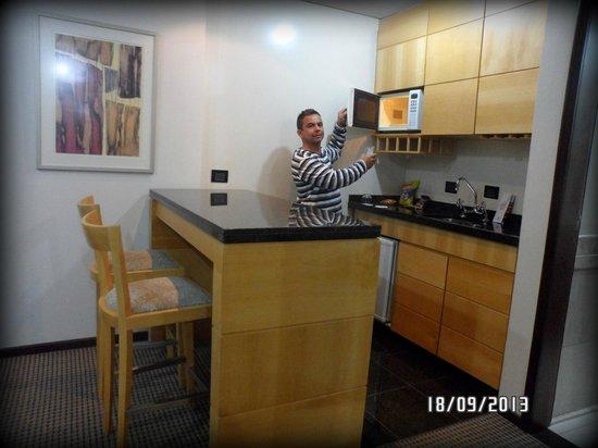 Mercure Hotel Curitiba Centro: Apartamento
