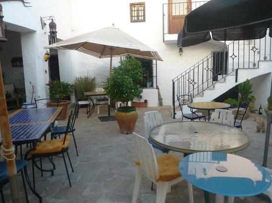 Cortijo La Haza: Dining area
