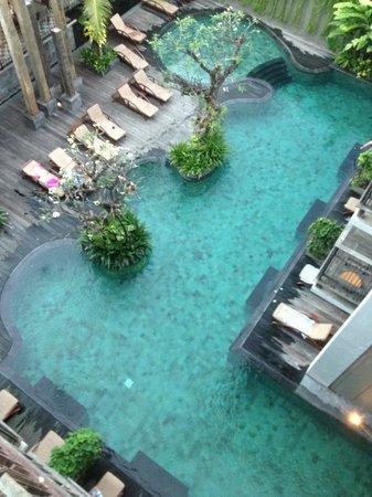 The Oasis Lagoon Sanur : Vue du 3ème étage