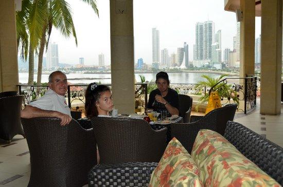 Plaza Paitilla Inn: uno de los lugares para comer en el hotel