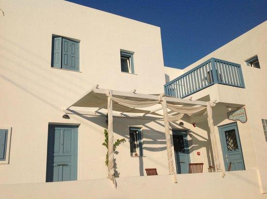 Astraeos Milos: Astraeos Hotel, Milos, Grécia
