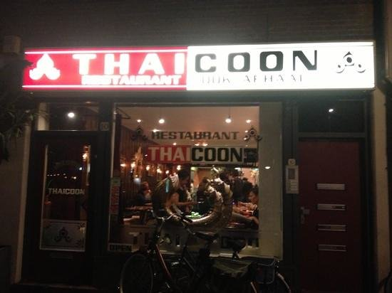 Photo of Asian Restaurant Thaicoon at Beukenplein 10, Amsterdam 1091 KG, Netherlands