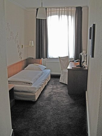Ringhotel Jensen: Hotel Jensen bedroom 1