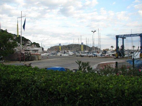 Restaurant Rosamar : le port de plaisance