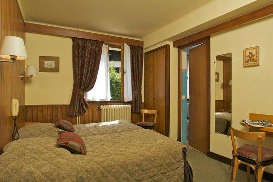 Alp-Hotel : chambre twin