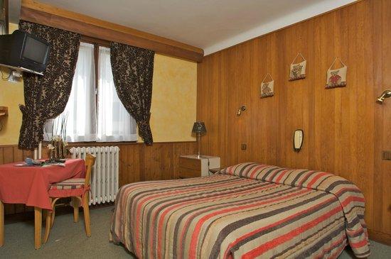 Alp-Hotel : chambre double
