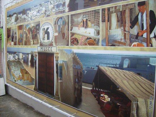 Kasbah of Hammamet: Museo