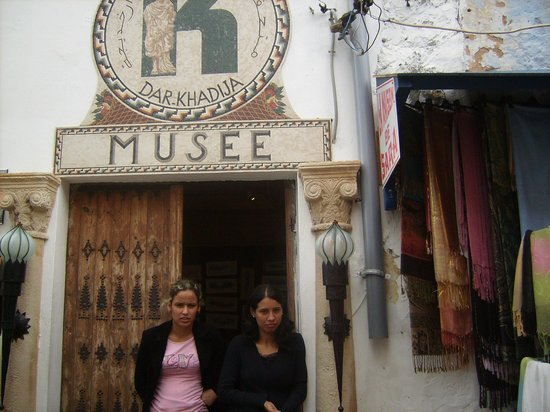 Kasbah of Hammamet: Ingresso Museo