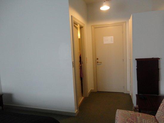 Dronninglund Hotel: hotelværelse