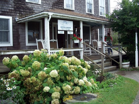 The Monhegan House: Monhegan House