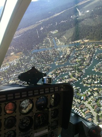 Pacific North Helicopters : Lake Tahoe