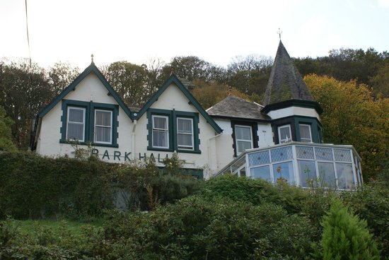 Park hall hotel specialty hotel reviews conwy wales for Specialty hotels