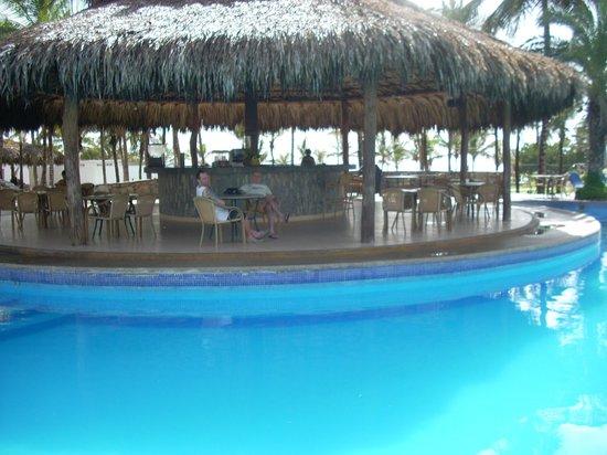 Isla Caribe Beach Hotel: barra y pileta