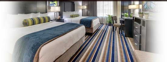 Cypress Bayou Casino Hotel Double Queen