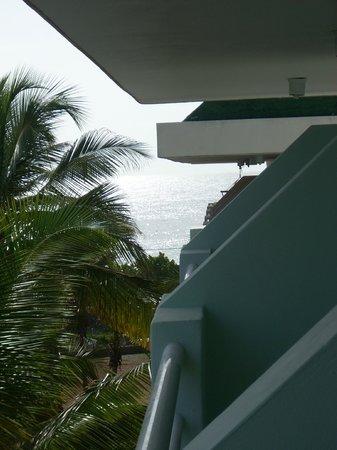 Isla Caribe Beach Hotel: desde la habitacion