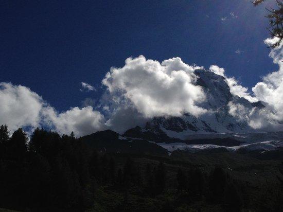 Admiral Hotel : View of Matterhorn