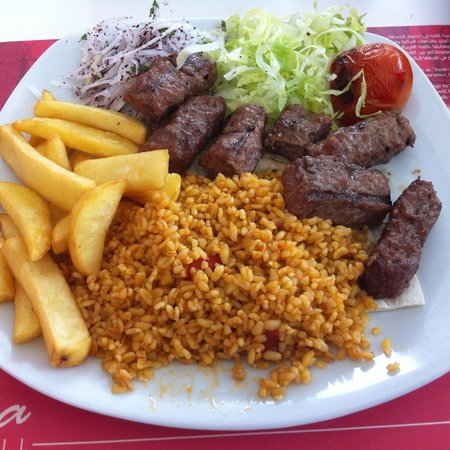 Anatolia turkish grill dubai chinese gdns restaurant for Anatolia mediterranean turkish cuisine