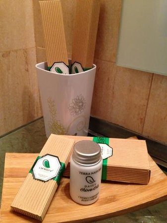 La Siuranella Hotel : bathroom