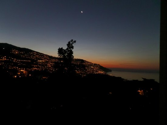 Quinta Das Vistas Palace Gardens: Sonnenaufgang