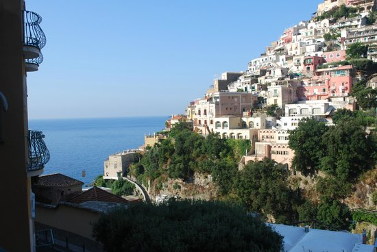 Hotel Savoia : VIEW FROM ROOM
