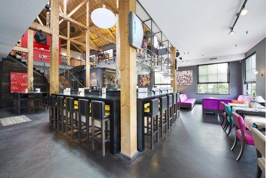 Happy's : Vue générale du bar