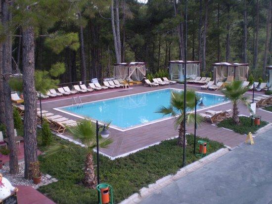New Pool Picture Of Green Forest Hotel Oludeniz Tripadvisor