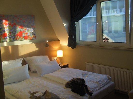 Hotel Berlin Mitte By Campanile Habitación Con Luz Natural