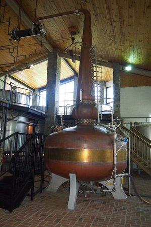 Willett Distilling Company: still