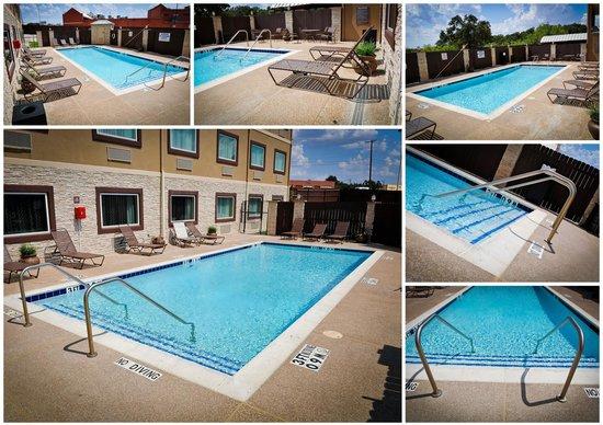 Best Western Plus Arlington North Hotel & Suites: Pool Area