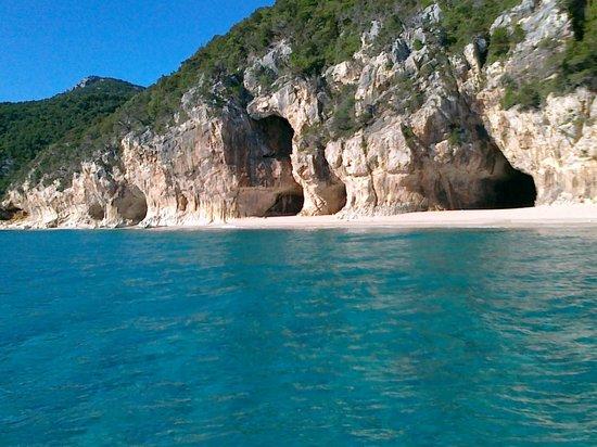 Residence Biriola : Cala Luna