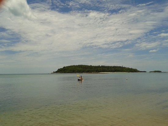 Nora Beach Resort and Spa: kayak