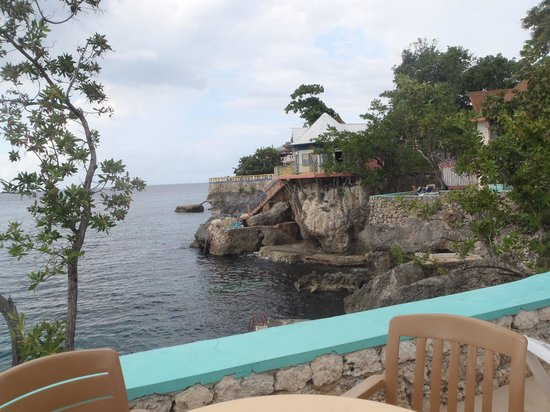 Xtabi Resort : View from breakfast each morning!