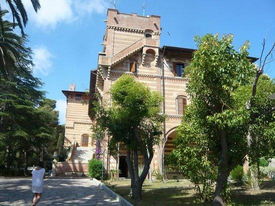 Park Hotel Napoleone : Hotel Villa