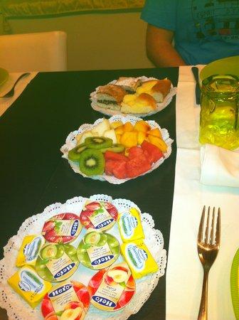 Cal Barber: desayuno