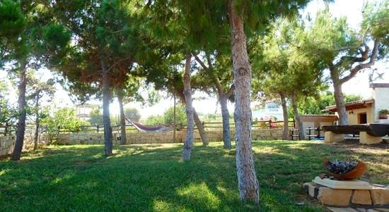 Kreta Natur: shady area