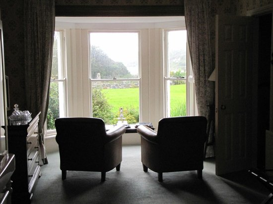 Mallmore Country House: View from the room